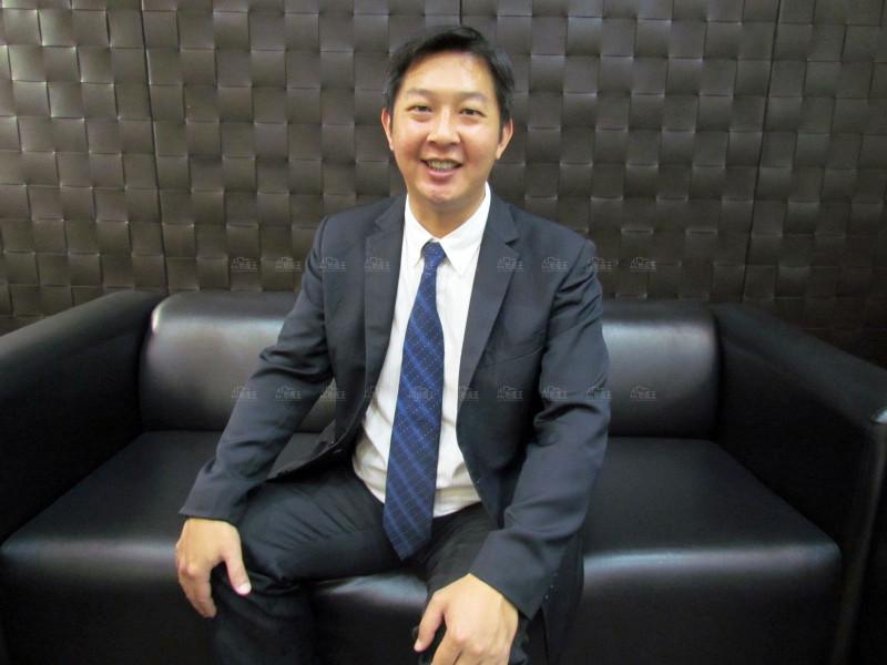 社宅目標戶數達成率  高雄市第二名 專訪  高雄市租賃住宅服務公會理事長  林培生