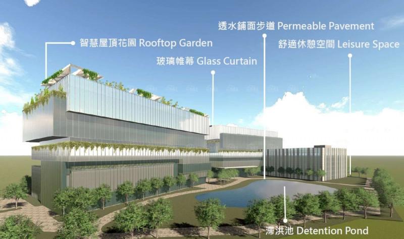 推動「竹科X」產業園區計畫 將興建3棟研發大樓使用新竹市