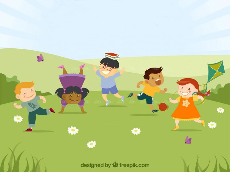 在家也能盡情跑跳 透天厝裡的童年最快樂